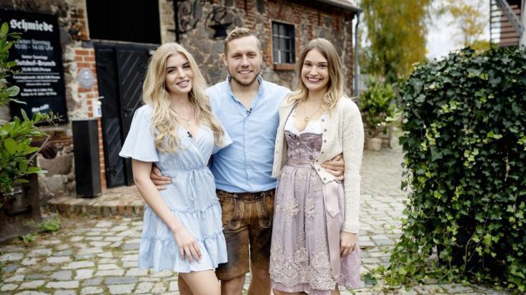 Antonia, Patrick und Julia. (Foto)