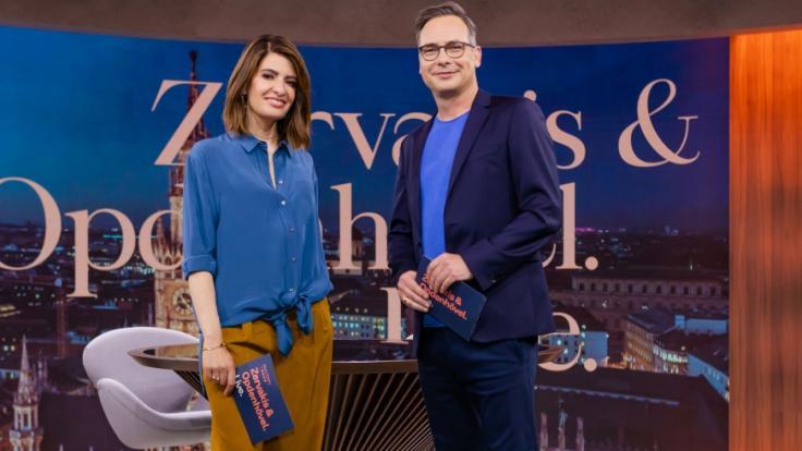 Show-Premiere für Linda Zervakis und Matthias Opdenhövel. (Foto)