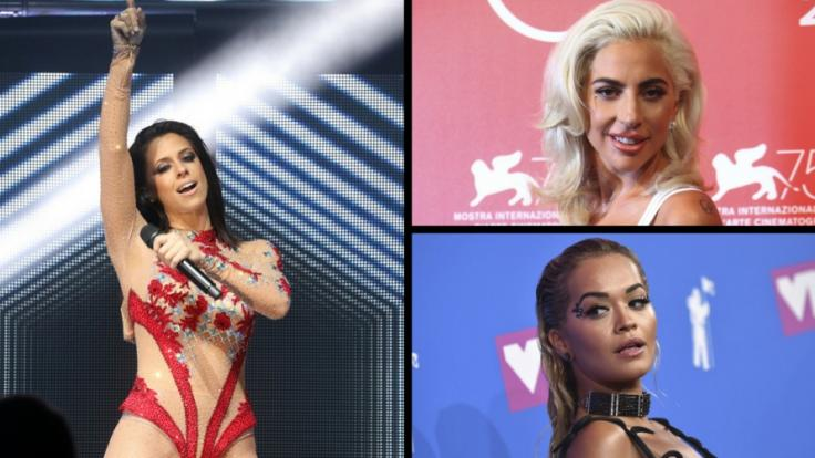 Diese sexy Promi-Ladys ließen in dieser Woche tief blicken
