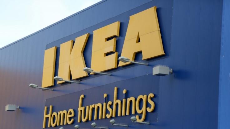 Ikea gibt Rabatt, wenn Schwangere auf ihre Werbung pinkeln. (Foto)