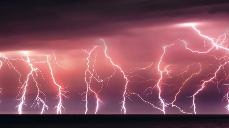 Bislang gibt der Wetterdienst noch keine Entwarnung. (Foto)