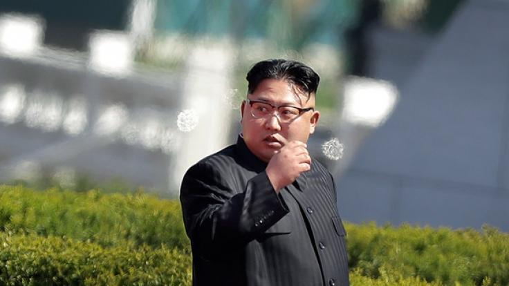 Sind Kim Jong-Uns Drohungen vom