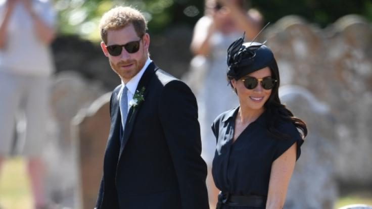Royal-Fans erwarten gespannt, dass Prinz Harry und Herzogin Meghan Eltern werden.