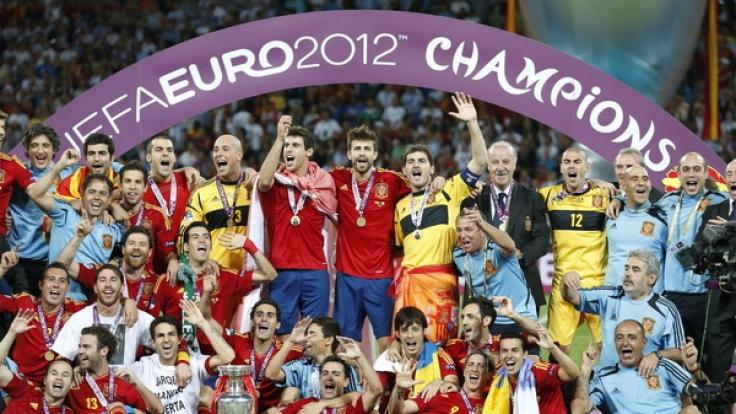 Der Europameister von 2008 und 2012 ist auch dieses Jahr wieder einer der Hoffnungsträger.