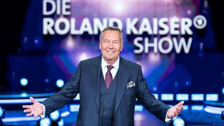 Die Roland Kaiser Show: Liebe kann uns retten. bei MDR (Foto)