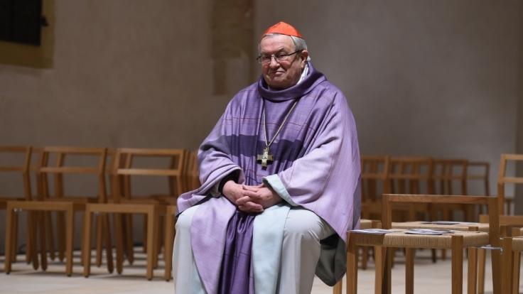 Kardinal Karl Lehmann ist tot. (Foto)