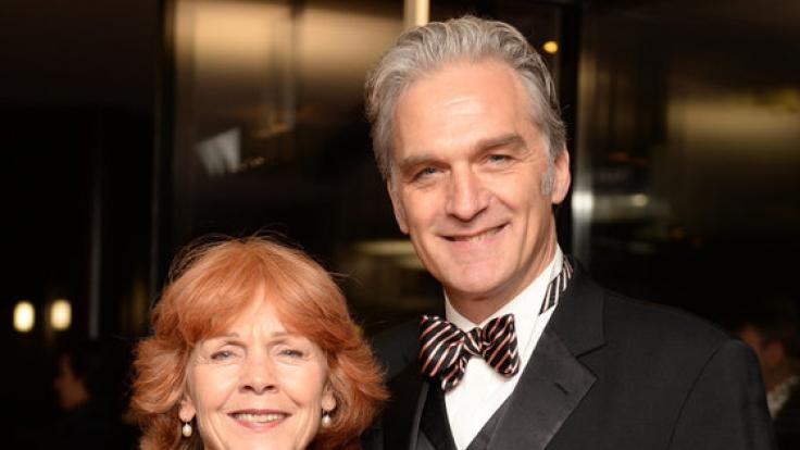 Walter Sittler und seine Ehefrau Sigrid Klausmann sind seit über 30 Jahren glücklich verheiratet. (Foto)
