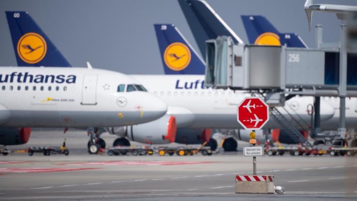 Als Reaktion auf die Coronakrise schrumpft die Lufthansa ihre Flotte.
