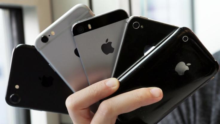 Die Photo-App von Apple sorgte nun für Aufsehen. (Foto)