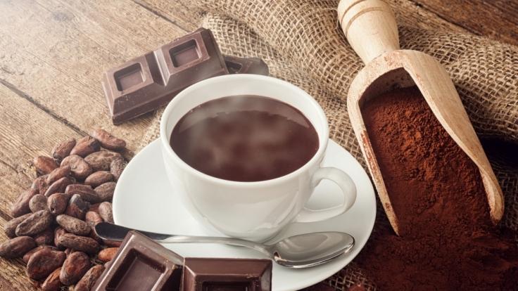 Kakao ist gut für Leib und Seele - zumindest in Maßen. (Foto)