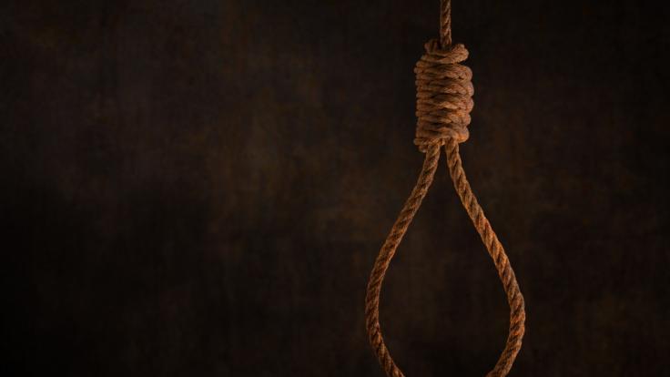 Ein Familienvater verkündete seinen Selbstmord bei Facebook.