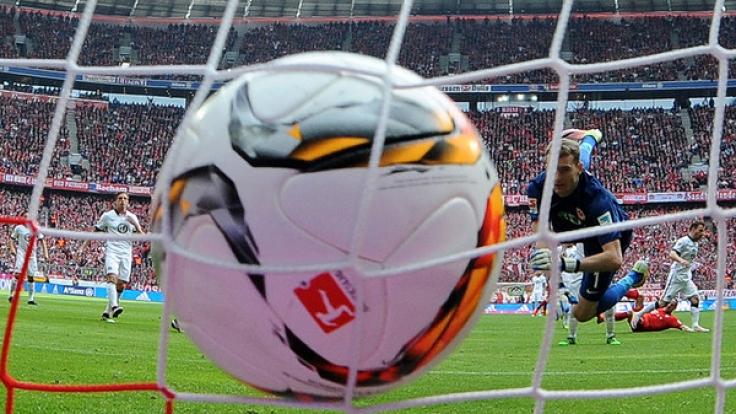 Der 18. Spieltag der Bundesliga.