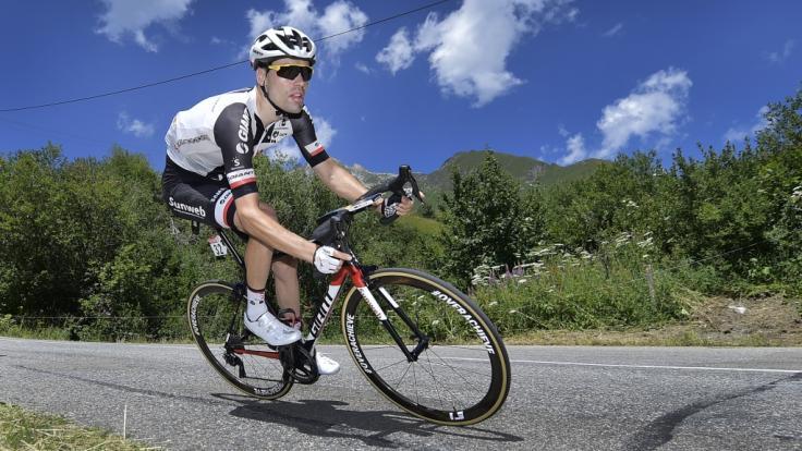 Tom Dumoulin, der für das Team Sunweb fährt, wird bei der Deutschland-Tour 2018 an den Start gehen. (Foto)