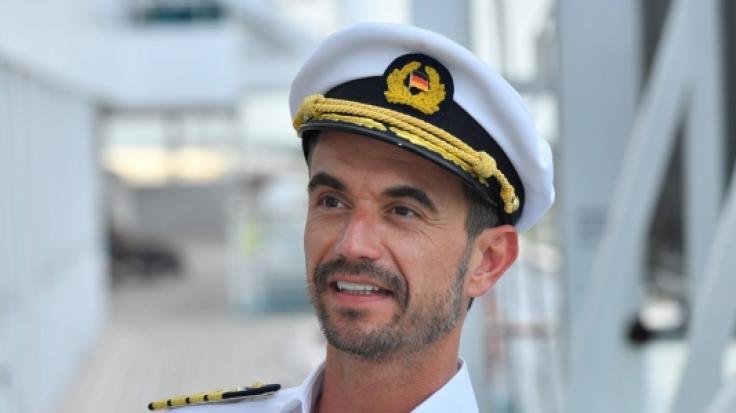 """Nicht nur Schlager-Liebling: Florian Silbereisen dürfte vielen auch als """"Traumschiff""""-Star bekannt sein (Foto)"""