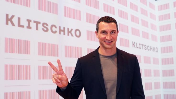 Vom Profisportler zum Unternehmer: Seit seinem Karriereende im Sommer 2017 widmet sich Wladimir Klitschko verstärkt seinem Projekt