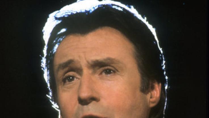 Peter Alexander war mit seinen Hits fast sechs Jahrzehnte in den deutschen Charts vertreten.