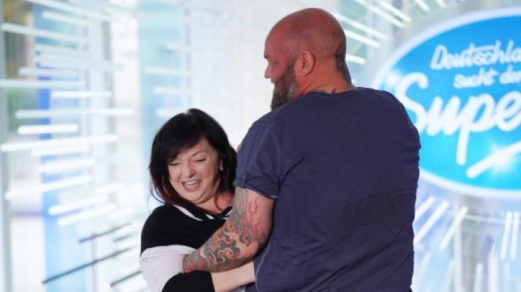 Bodyguard Zacko schickte DSDS-Kandidatin Cindy Klimentov fast auf die Matte. Alle Infos zu