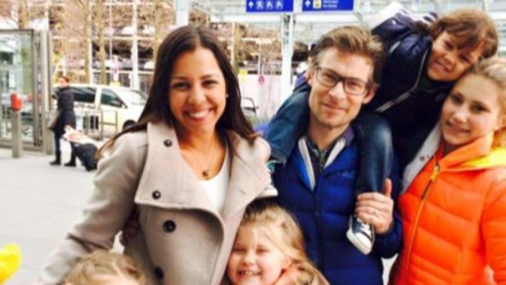 Familie Leonhardi pendelt zwischen Brasilien und Deutschland hin und her. (Foto)