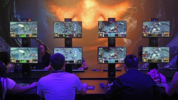 """Auch der eSport kommt bei der """"BlizzCon 2018"""" nicht zu kurz. (Foto)"""