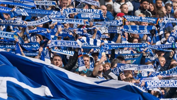 Der FC Schalke 04 traf im Viertelfinale der Europa League 2017 auf Ajax Amsterdam.