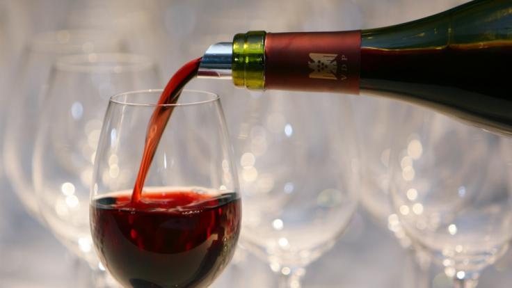 Rotwein schützt vor Herzinfarkt und Herz-Kreislauf-Erkrankungen, oder?