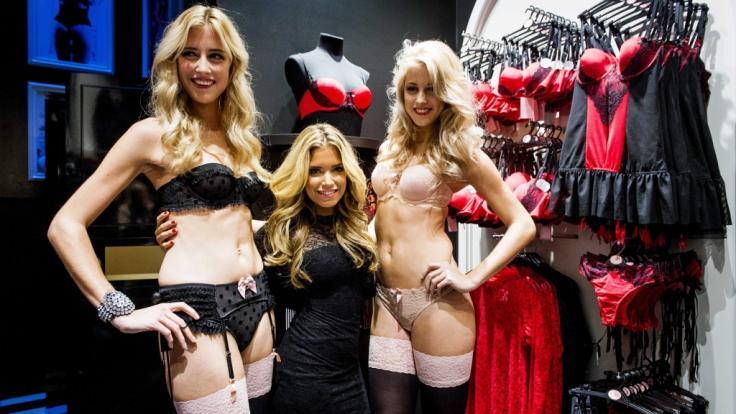 """In ihrer neuen Casting-Show""""Sylvies Dessous Models"""" sucht Sylvie Meis junge Models für ihre Dessous-Kollektion. (Foto)"""