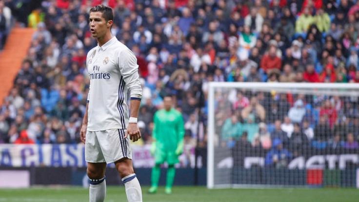 Cristiano Ronaldo könnte mit Real Madrid ins Champions League Finale einziehen. (Foto)