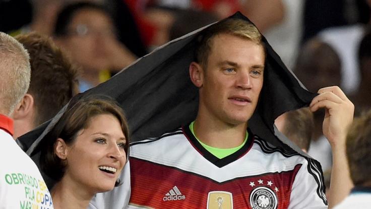 Mit der deutschen Fußballnationalmannschaft holte Manuel Neuer 2014 den Weltmeistertitel in Brasilien.