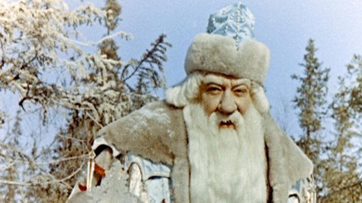 Auch russische Märchenfilme erfreuen sich zur Weihnachtszeit großer Beliebtheit.