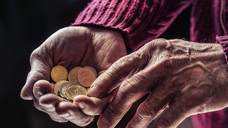 Je nach Geschlecht und Bundesland klafft in Deutschland eine gewaltige Renten-Lücke. (Foto)