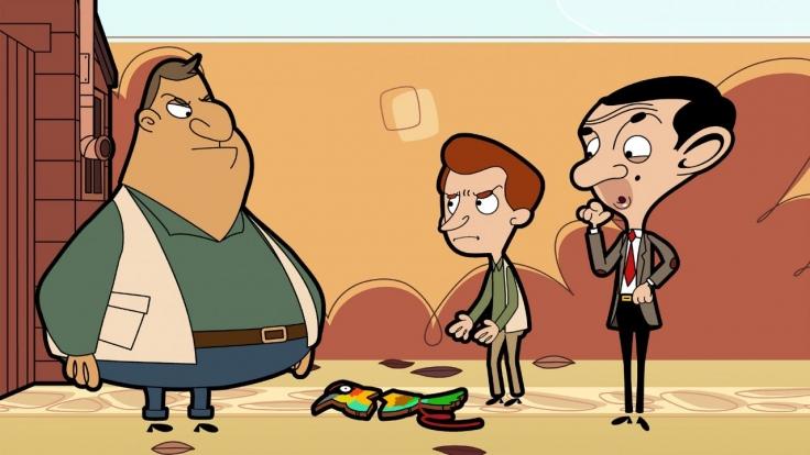Mr. Bean - Die Cartoon-Serie bei Super RTL (Foto)