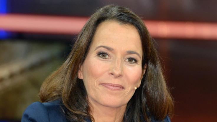 Anne Will spricht am 15.1. über das Thema kriminelle Zuwanderer. (Foto)