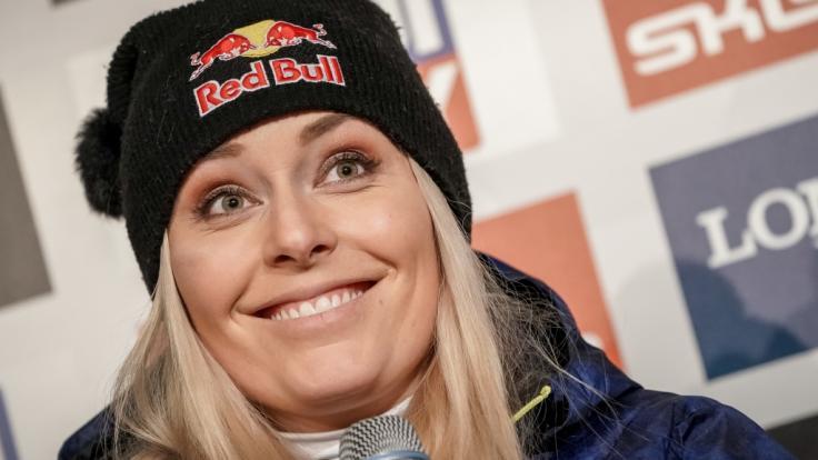 Ski-alpin-Athletin Lindsey Vonn hat das Ende ihrer aktiven Karriere bekannt gegeben. (Foto)