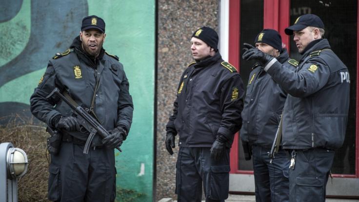 In der Nähe der dänischen Hauptstadt Kopenhagen ist es zu einer Schießerei mit mehreren Verletzten gekommen (Symbolbild). (Foto)