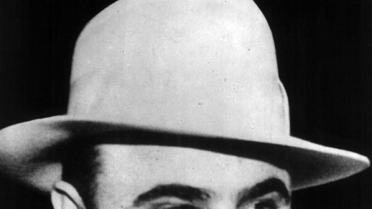 Die Legende: Al Capone regierte Chicago.