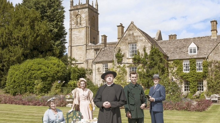 Father Brown Online Sehen