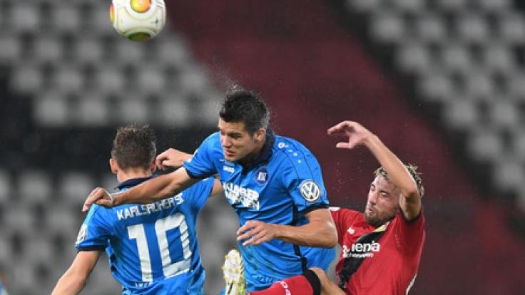 Heimspiel Karlsruher SC: Die aktuellen Spielergebnisse der 3. Liga bei news.de.