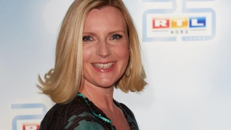 """Von 1992 bis 2000 moderierte Barbara Eligmann das RTL-Boulevard-Magazin """"Explosiv"""". (Foto)"""