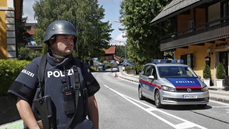 In Kärnten wurden zwei Frauen am Samstagvormittag getötet. (Foto)