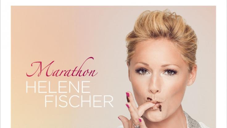 In dem Song «Marathon» singt Helene Fischer über Schokolade.