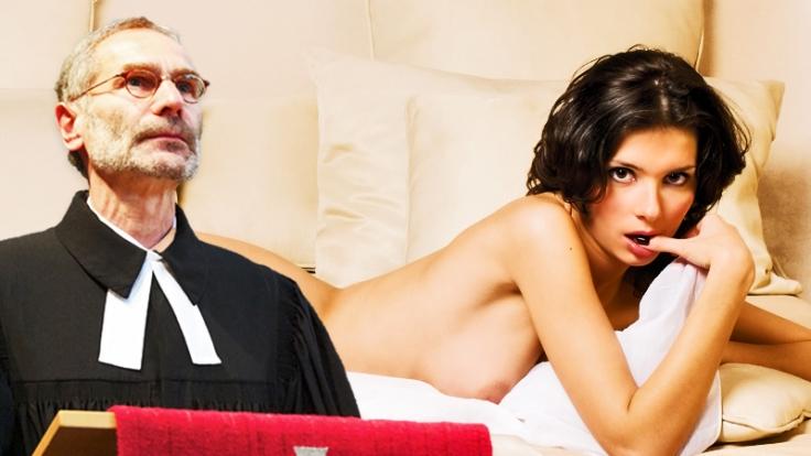 Im Film ist Sex mit einem Geistlichen kein Tabu-Thema.  (Foto)