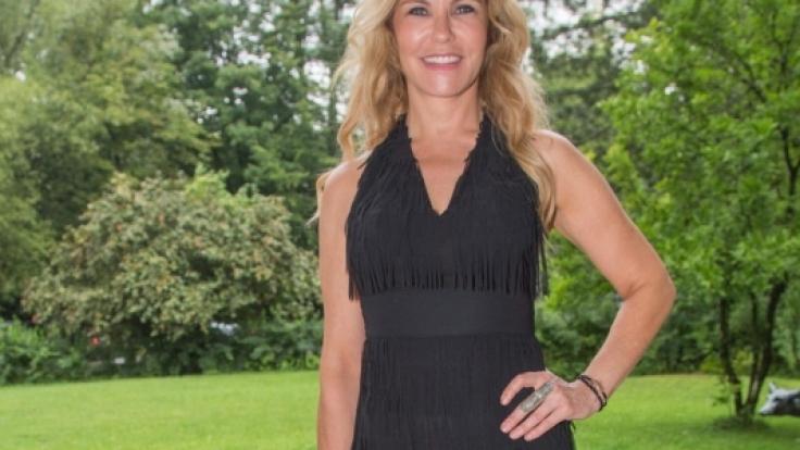 Katja Burkard moderiert für RTL das Mittagsmagazin