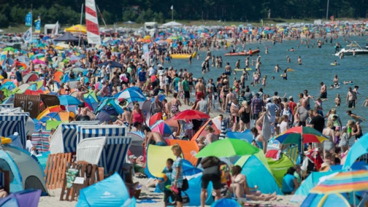Wenn der 100-jährige Kalender Recht behält, wird der August ein Super-Sommer-Monat. (Foto)