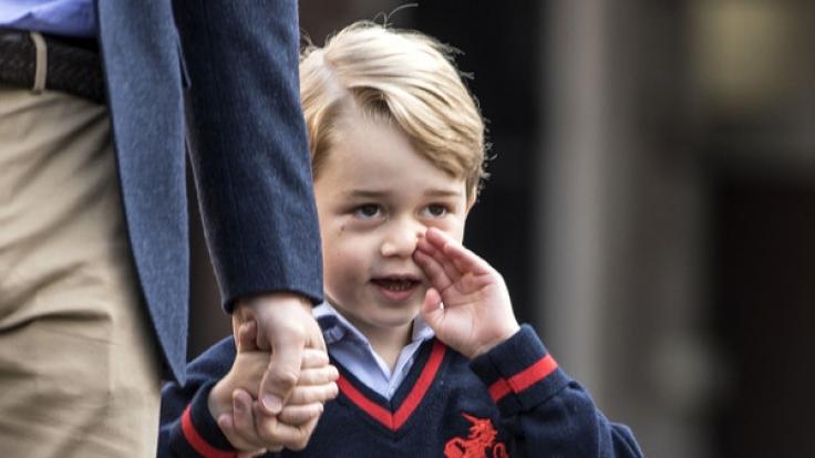 Der IS bedroht Prinz George. (Foto)