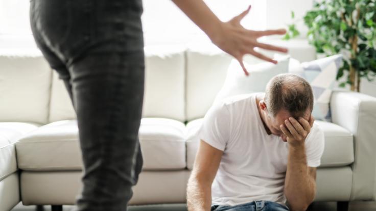 In Schweden hat eine Frau monatelang ihren Ehemann verprügelt. (Foto)