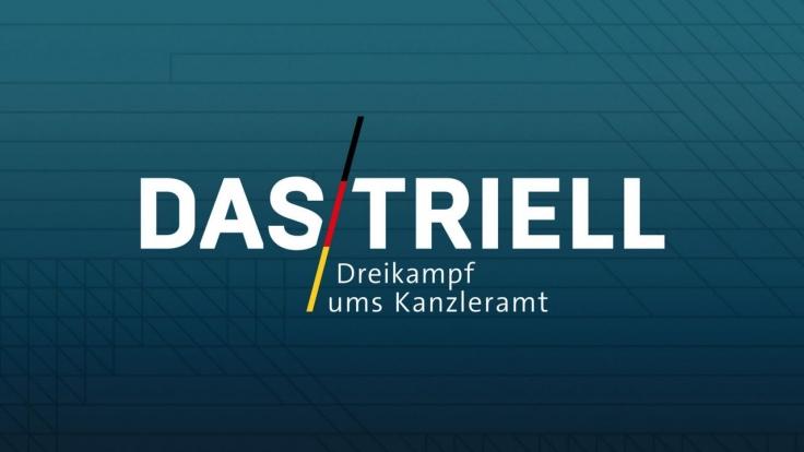 Das Triell Dreikampf ums Kanzleramt bei Das Erste (Foto)