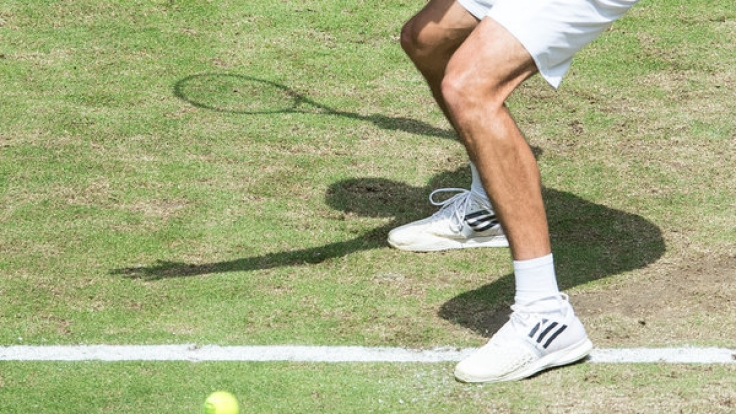 Am Mittwoch startet die zweite Runde in Wimbledon.