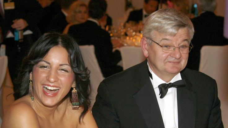 Joschka Fischer ist mit Minu Barati-Fischer verheiratet. (Foto)