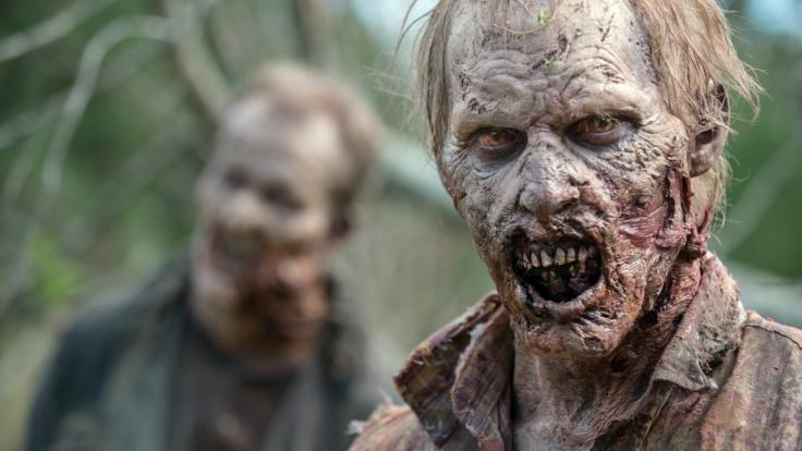 """Mit Dango Nguyen ist ein Schauspieler aus der beliebten Serie """"The Walking Dead"""" gestorben (Symbolbild). (Foto)"""