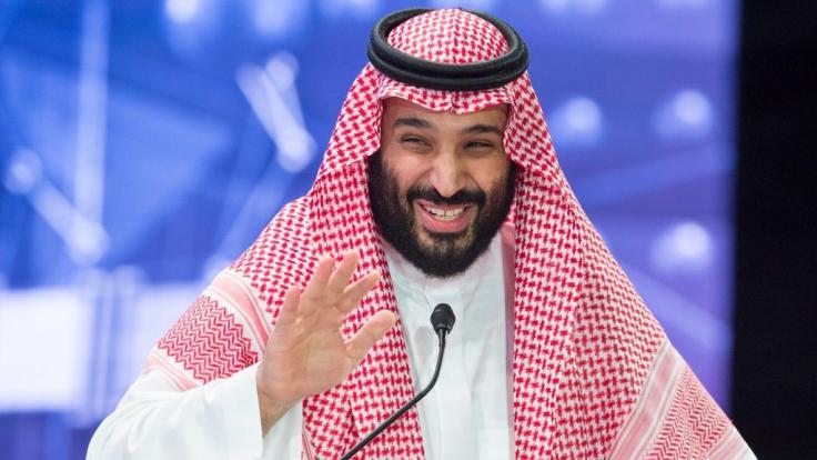 Massenhinrichtung in Saudi-Arabien: Mohammed bin Salman und die Herrscher Saudi-Arabiens stehen immer wieder wegen Menschenrechtsverletzungen in der Kritik (Foto)